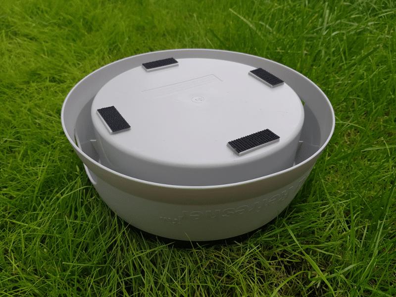 Unterseite Hunter Travel Bowl